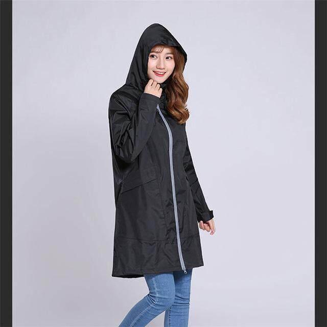21bb0091b1d Impermeable al aire libre impermeable para hombres y mujeres chaqueta de  lluvia Tour adultos lluvia abrigo