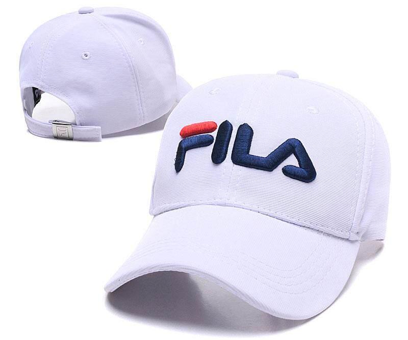e6f3372d0649f Fila New Hat Male Cap Female Tide Brand Korean Casual Outdoor Embroidery Baseball  Cap Sun Protection