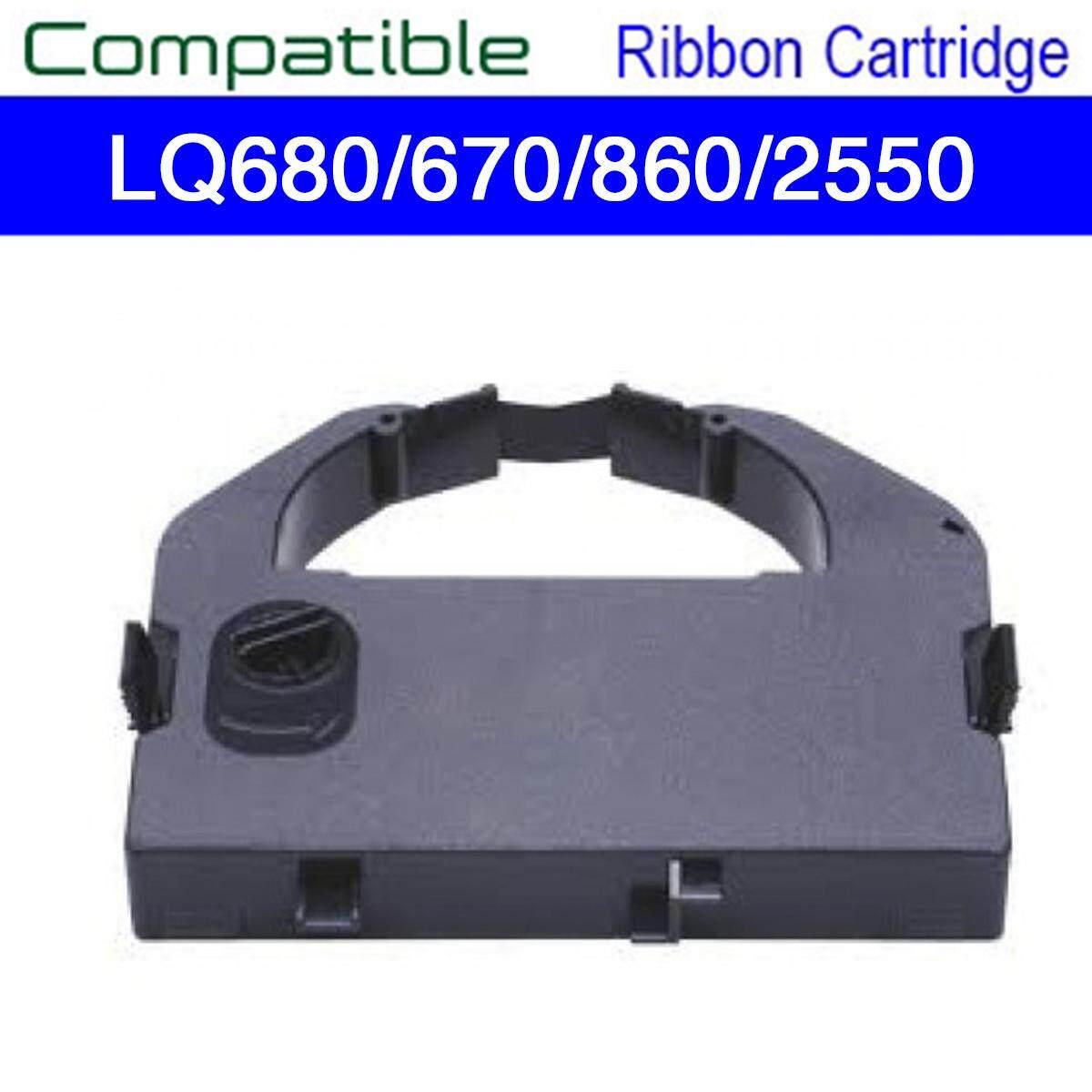 1 Unit Compatible Epson Lq680 (eps So15016) By Rj Toner Supply.