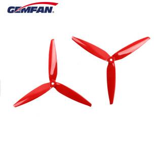 2 Cặp Gemfan Flash 7040 Cánh Quạt Dài 7 Inch Hỗ Trợ POPO Cho RC Drone FPV Racing thumbnail