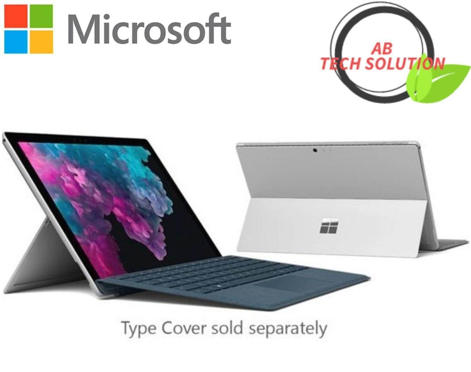 Microsoft Surface Pro 6 Core i5/8GB RAM -128GB Malaysia