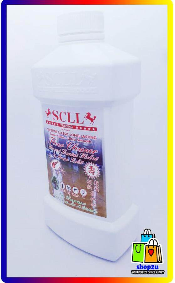 SCLL 18R Pine Fragrance Floor Cleaner 1L