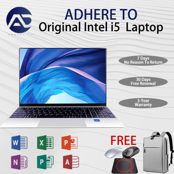 Notebook Laptop Intel Core i5-4200U new (window 10) 15.6 inch 8G RAM 128G /256G SSD ROM Notebook Computer laptop gaming slim for student murah from Asus(3 Years Warranty) Malaysia