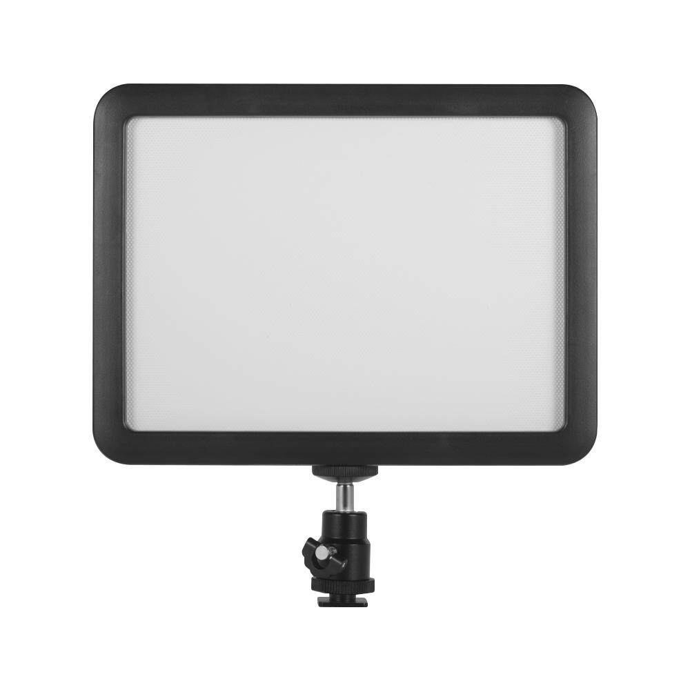 Andoer WY-160C LED Video Light Panel Photography Fill-in Lamp 3300K-5600K Adjustable Color Temperature Dimmable with LCD Display for Canon Nikon Sony DSLR Camera Camcorder