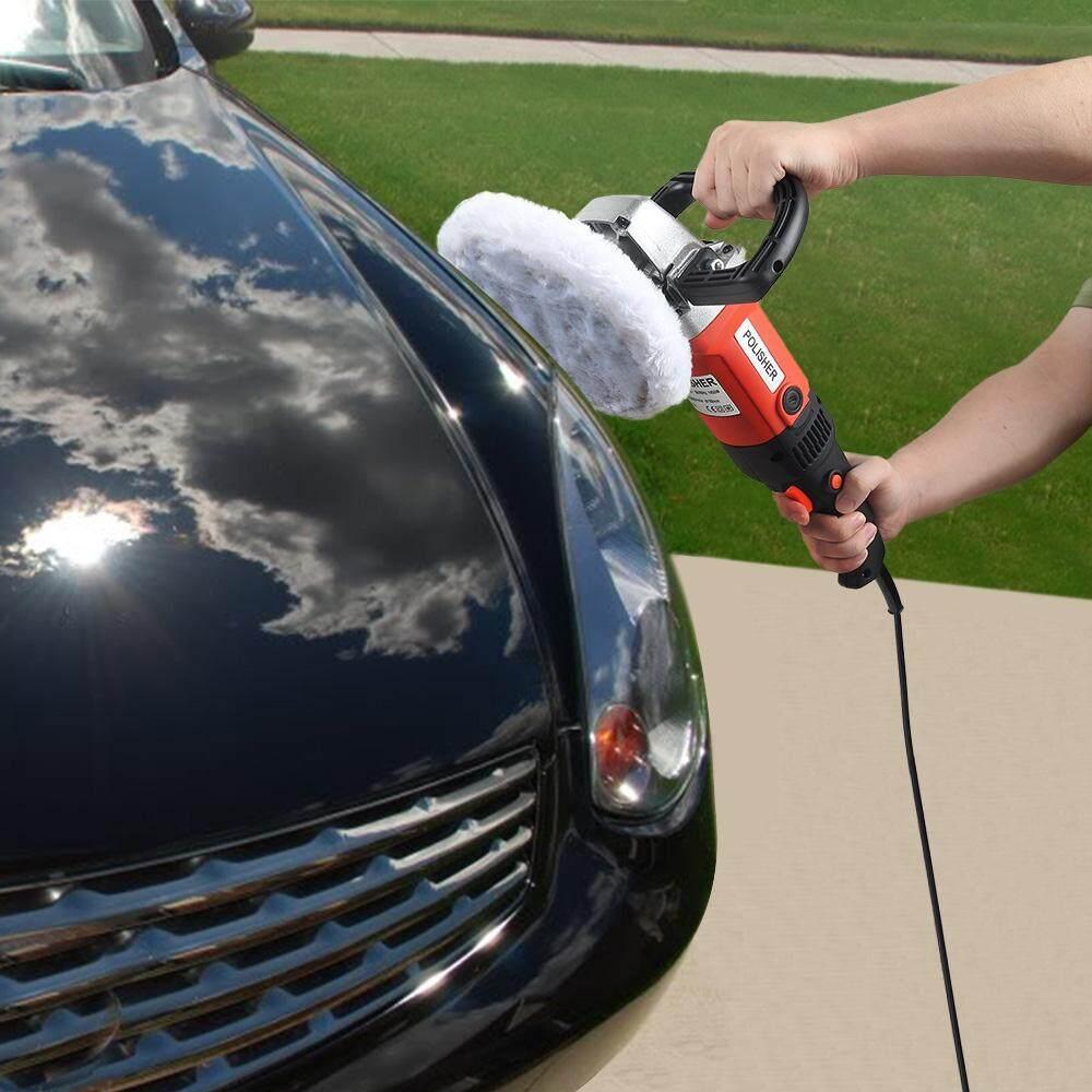 220V 1400W Adjustable Speed Car Polisher Polishing Machine