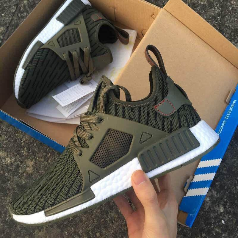 3779afef Ready Stock Adidas NMD XR1 (#13)Men/Women Running Shoes Size 36