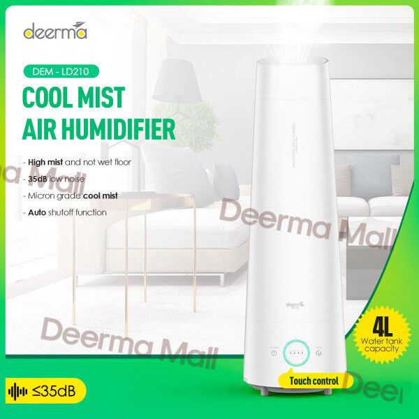 100% Original DEERMA DEM - LD700/LD301/LD200/LD210/LD220/LD610 Cool Mist Humidifier 4L/5L/6L เครื่งฟอกอากาศ Air Purifying  Floor-standing Air Humidifier for Air-conditioned Rooms Office Singapore