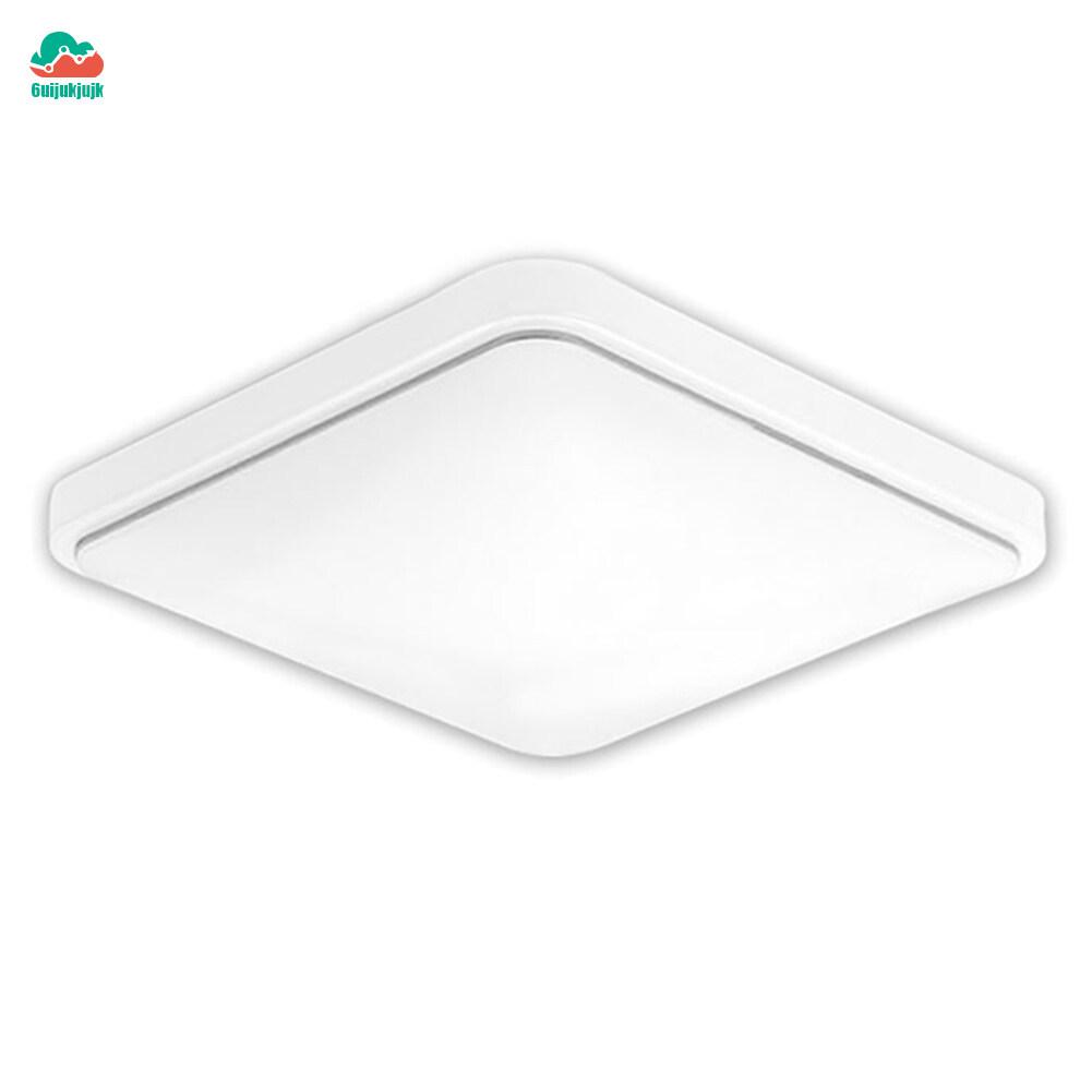 Lampu Persegi Bawah Plafon LED, Desain Modern untuk Kamar Tidur Dapur Ruang Tamu 6 Uijukjujφ