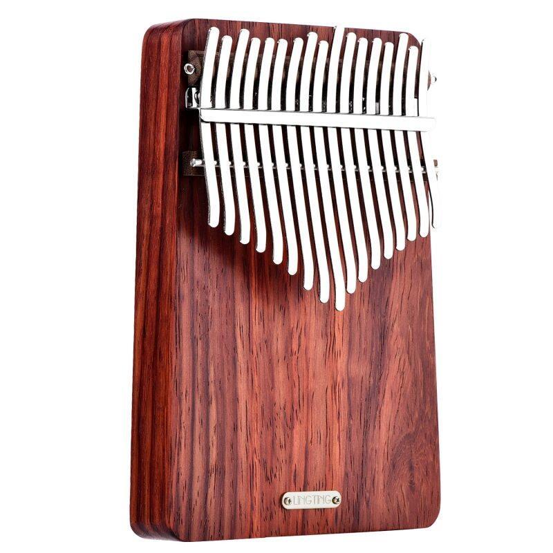 Lingting Lt-K17a\T17 Keys Kalimba Mbira Thumb Piano(Listen To The Wind) Malaysia