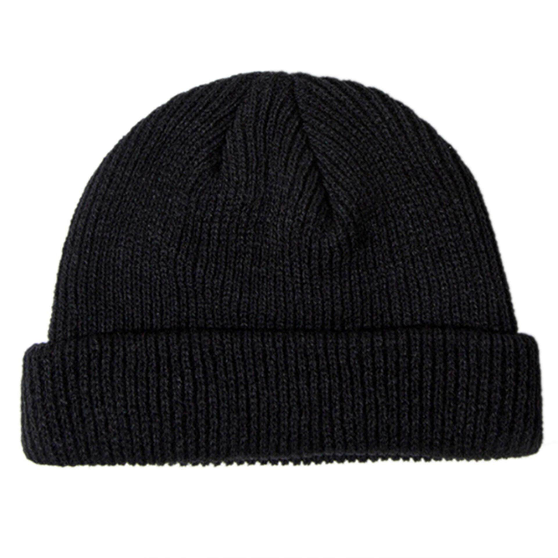 Unisex Men Women Beanie Hat Warm Ribbed Winter Turn Ski Fisherman Hat  Fashion 7c2a485e8dc1