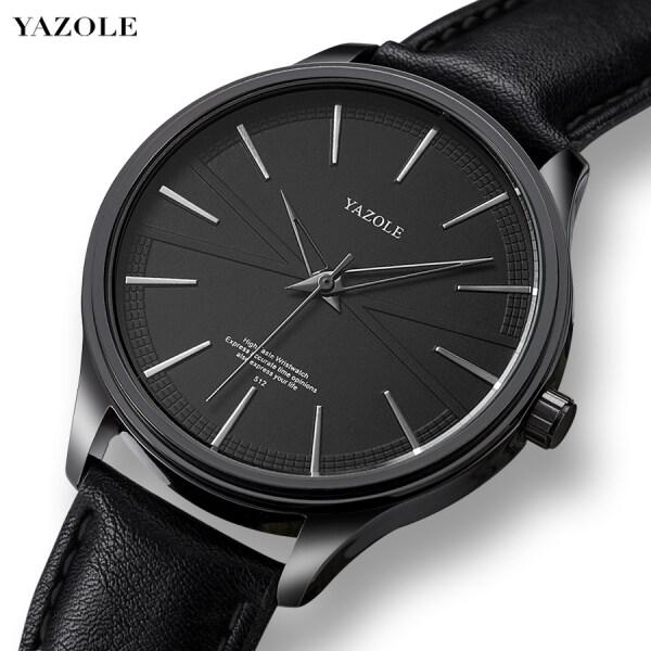 YAZOLE 512 Top Luxury Brand Watch For Man Fashion Sports Men Quartz Watches Trend Wristwatch Gift For Male jam tangan lelaki Malaysia
