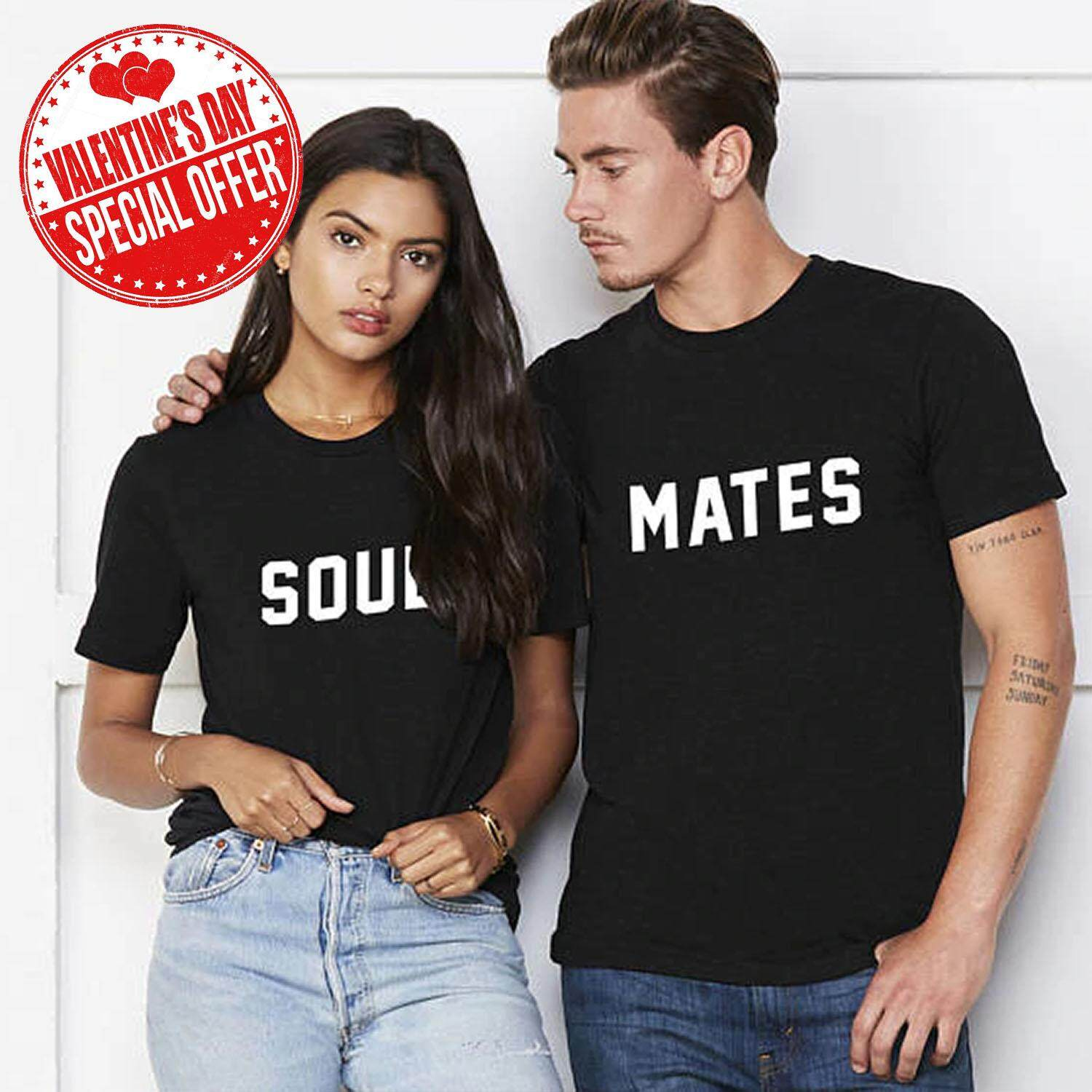 cf8e4a3368f VALENTINE S DAY COUPLE TSHIRT ONLINE MALAYSIA   HIGH QUALITY 100% COTTON T-SHIRT  SHORT