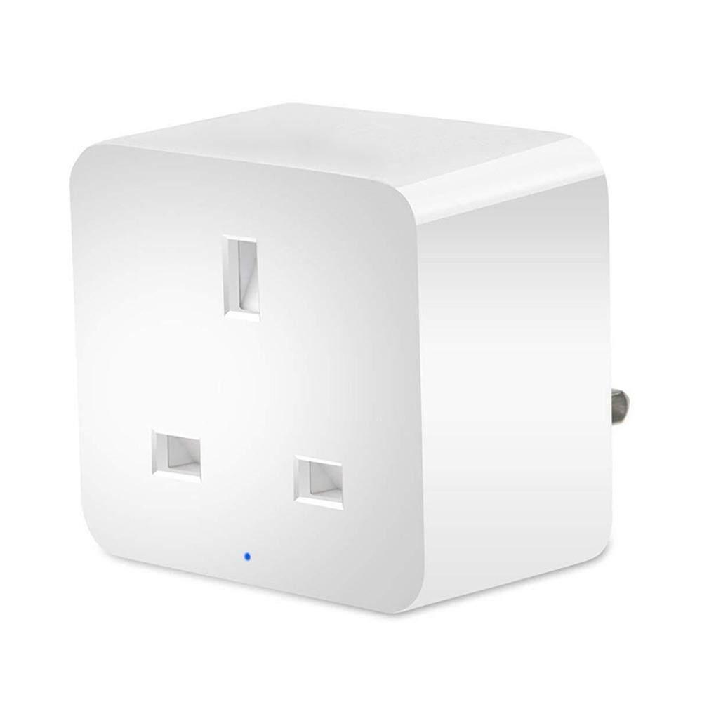 leegoal UK Plug - 230V Smart Wifi Plug Home Socket Power Strip 1 AC Output