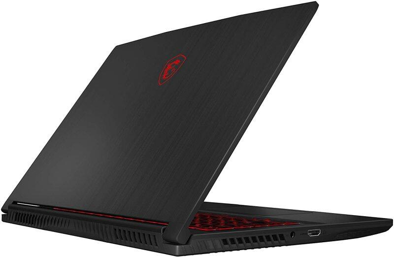 MSI GF65 Thin 9SD-252 15. 6 120Hz Gaming Laptop Intel Core i7-9750H GTX1660Ti 8GB 512GB SSD Win10 Malaysia