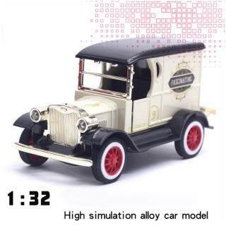 Xe Ford Cổ Điển Hoài Cổ 1 32 Mẫu Xe Hợp Kim Có Đèn Âm Thanh Đồ Chơi Xe Mui Trần thumbnail