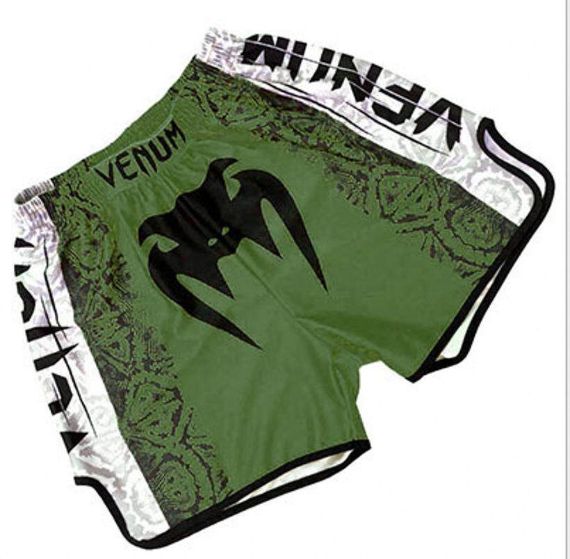 Neuma Venom Thai Boxing Trousers Venom Fighting Shorts Fighting Shorts Venom Spot Delivery image