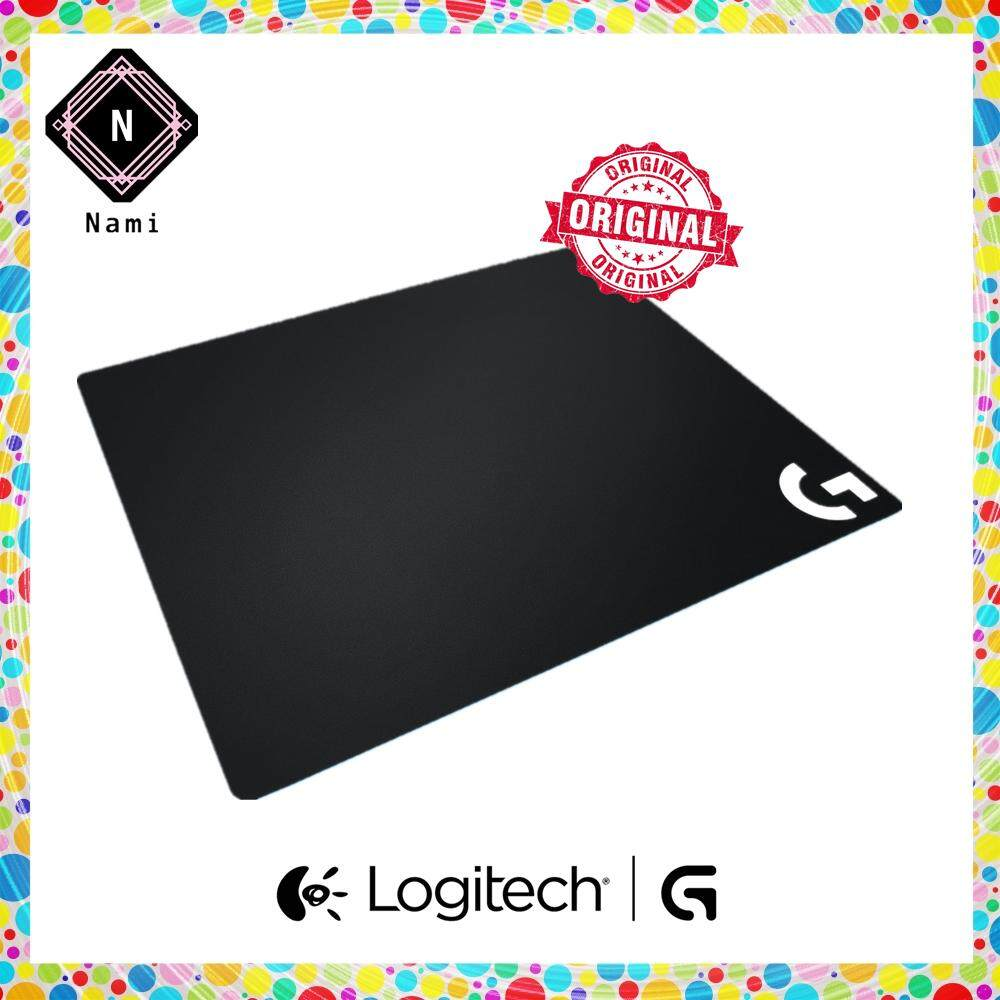 Logitech G640 Large Cloth Gaming Mouse Pad (Double Bubble Wrap Packing + Fragile Sticker) Malaysia