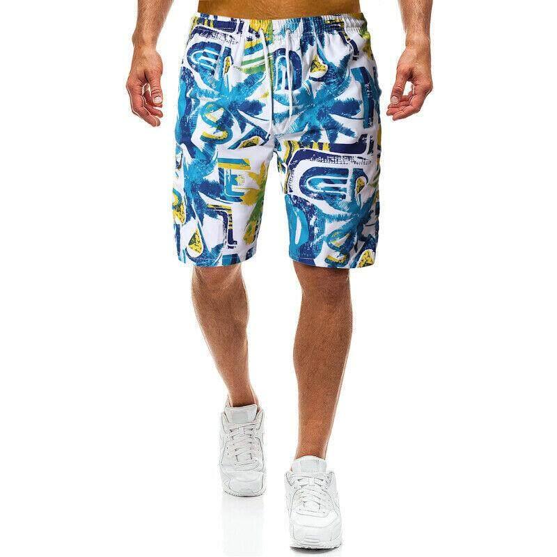 3107d94ced Mens Swimming Board Shorts Swim Shorts Trunks Swimwear Beach Summer Casual