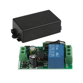 Universal 433 MHz AC 220V 1 Channel Remote Control Switch Mini Wireless Relay Receiver Module for 433 MHz RF Transmitter Garage thumbnail
