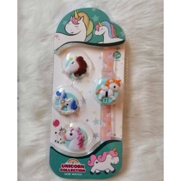 Kids Watch Ready Stock Unicorn Collection 3+ Ages Malaysia