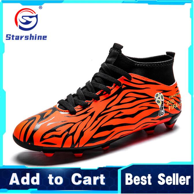 Giày Bóng Đá Cá Tính Thời Trang Starshine AG Móng Tay Dài Thông Dụng Cho Người Lớn Trẻ Em Giày Tập Đi Học Trẻ Trung Chống Mài Mòn Chống Trượt, Giày Bóng Đá Nữ Cổ Cao Thoáng Khí giá rẻ