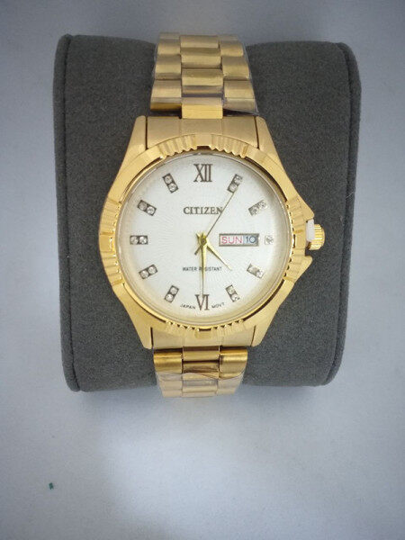 CITIZEN_ANALOG STAINLESS STEEL WATCH FOR MEN Malaysia