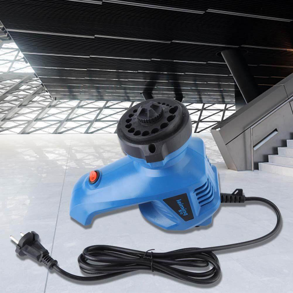 (Gold Certified Qianmei)Electric Drill Bit Sharpener Twist Drill Grinding Machine Drill Grinder 220V EU plug