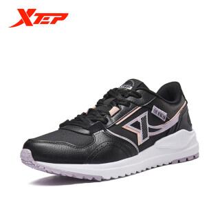 Xtep Giày Nữ Thường Ngày, Giày Thể Thao Xu Hướng Thời Trang Đường Phố Mới 880318320089 thumbnail