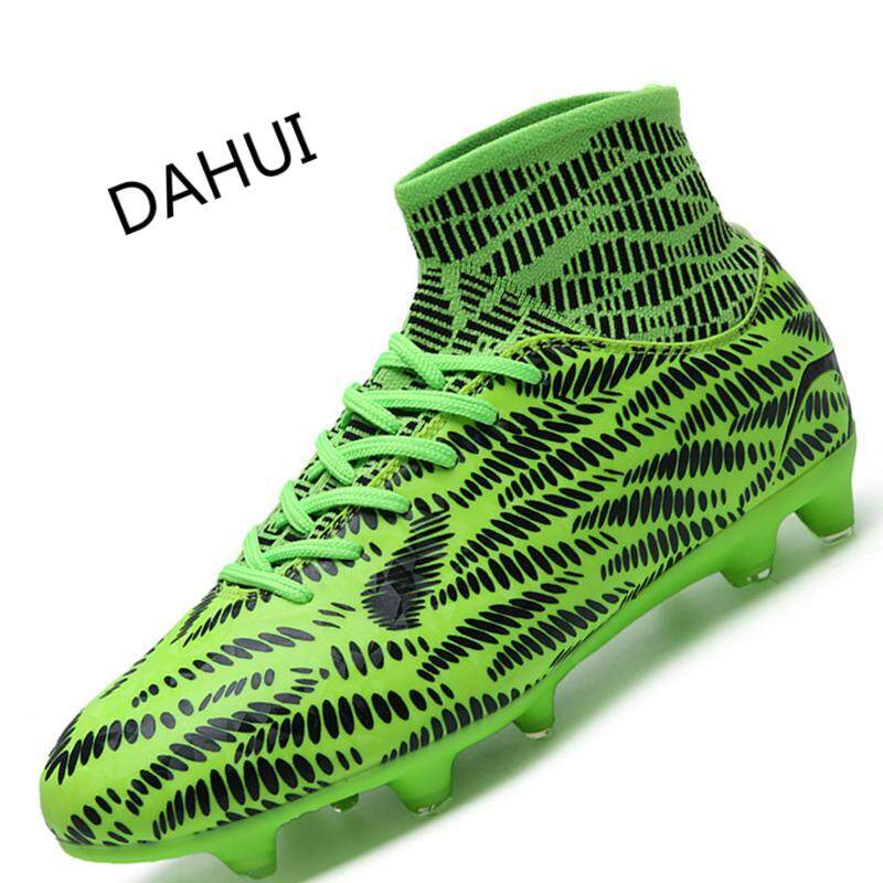 36263f5eb19 Fashion Comfortable And Breathable Microfibre Football Shoes For Children  And Adult Anti-Collision Toe-