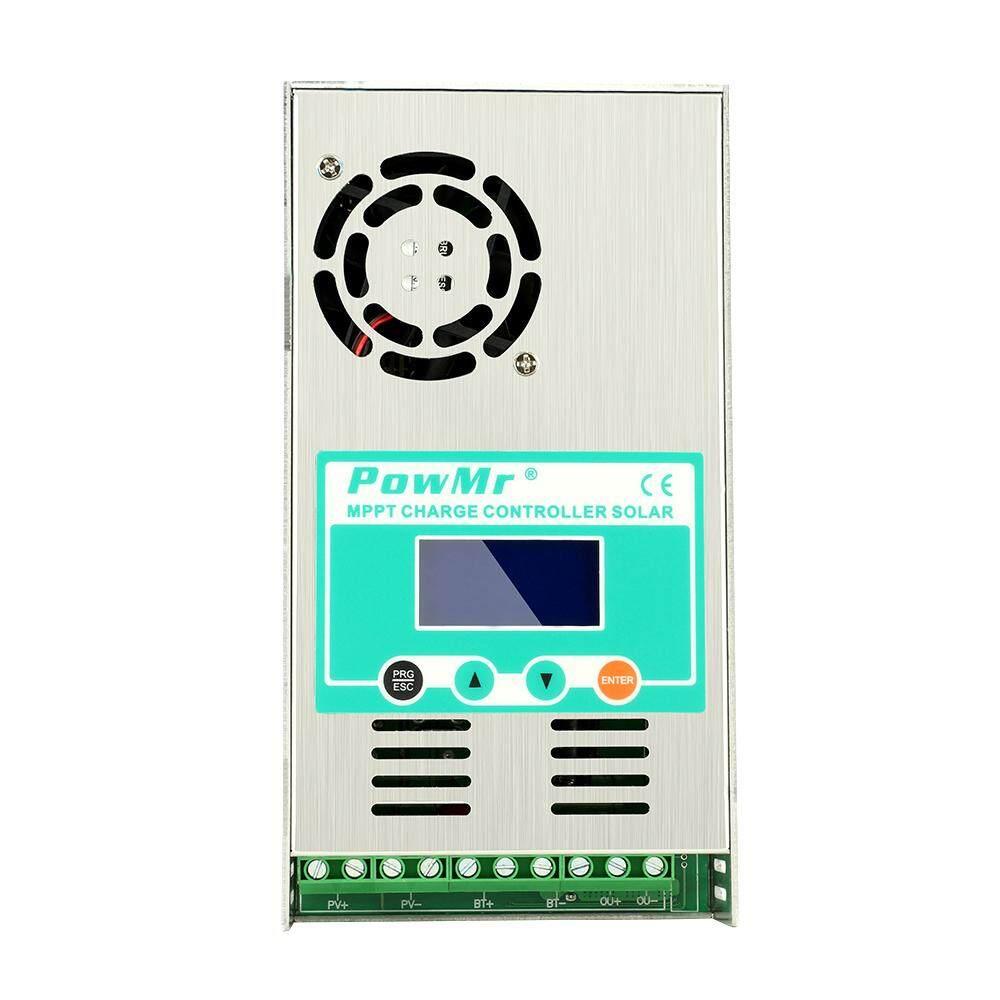 Y-SOLAR MPPT Solar Controller 60A 12V 24V 36V 48V Auto for Max 190VDC  InputSolar Charge and Discharge Controller
