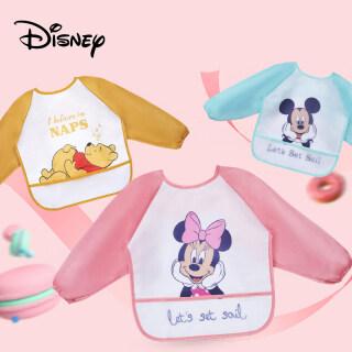 Yếm Trẻ Em Mới Của Disney Vải Ợ Cho Trẻ Ăn Không Thấm Nước Yếm Bé Trai Đồ Trẻ Em Hoạt Hình Yếm Nhỏ Giọt Cho Bé Gái Tập Đi thumbnail
