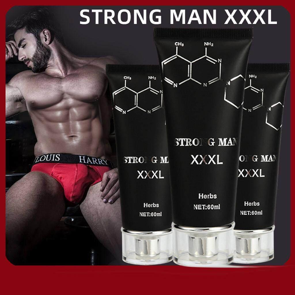 Người Đàn Ông Mạnh Mẽ XXXL Dưỡng Tinh Dầu Nam Dương Vật Massage 60 Ml tốt nhất
