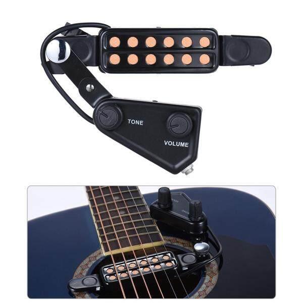 Bộ Chuyển Đổi Từ Tính Âm Thanh, Guitar Acoustic 12 Lỗ