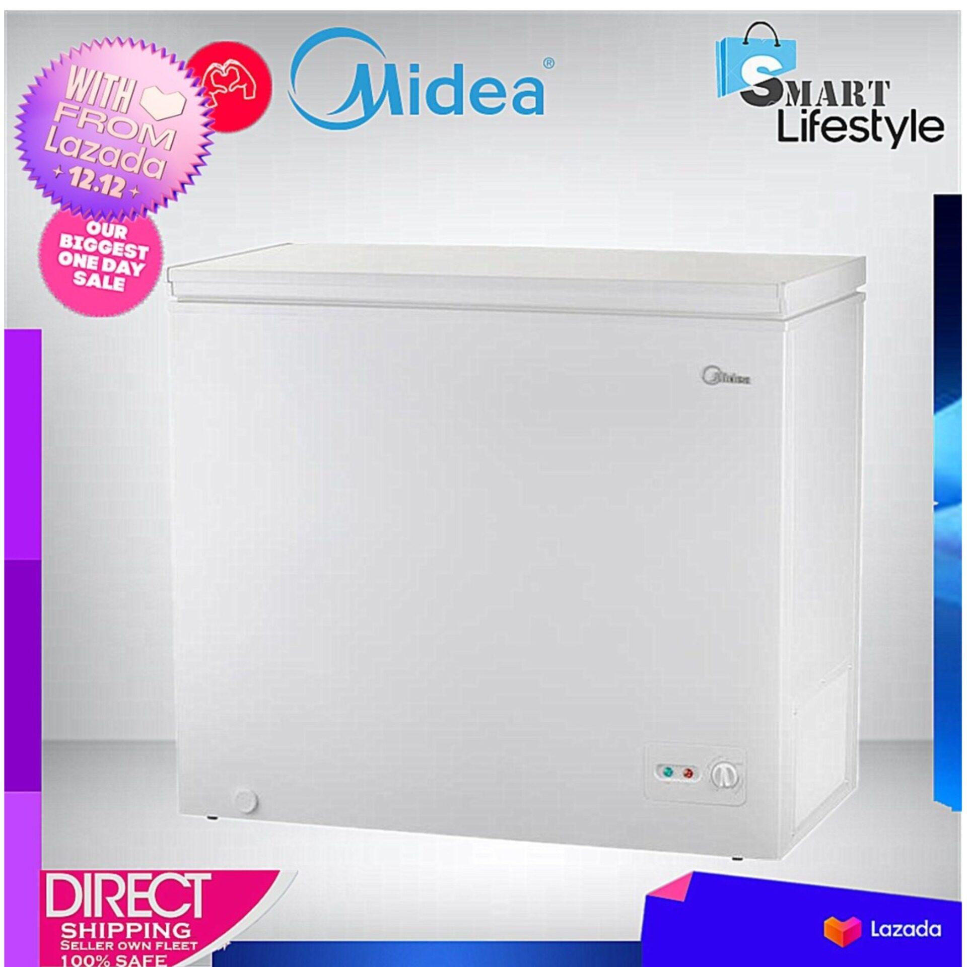 [12.12] Midea 258L Chest Freezer WD-258W