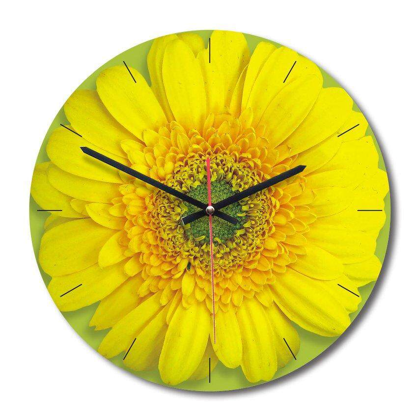 KAKA Europe And America Mute Creative Wall Clock Modern Minimalist Print Clock Living Room Home Decoration Clock