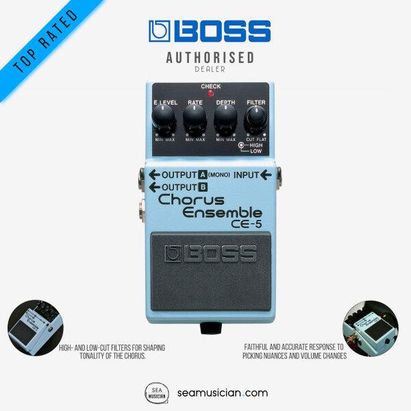 BOSS CE-5 STEREO CHORUS ENSEMBLE GUITAR PEDAL (CE5) Malaysia