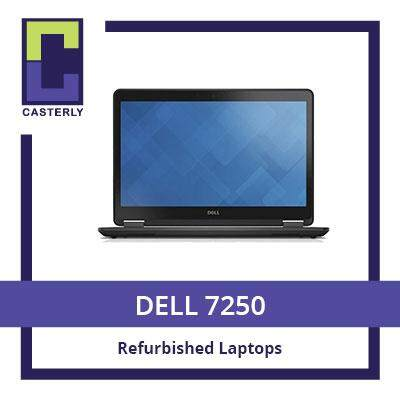 [Refurbished] DELL Latitude E7250 / i5-5th Gen / 8GB RAM / 512GB SSD / Windows 10 / One Month Warranty Malaysia