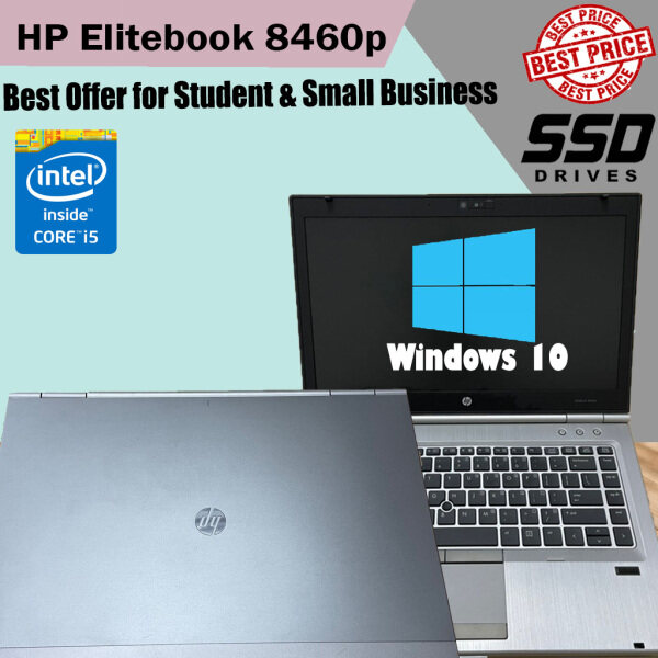HP Elitebook 8460p Series Malaysia