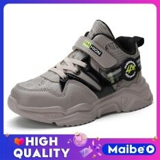 Maibe Kids (6-10 Tuổi) Giày Bé Trai Giày Thể Thao Thời Trang Giày Trẻ Em Giày Thể Thao Thời Trang Trẻ Em Giày Đi Học Thường Ngày Giày Chạy Bộ