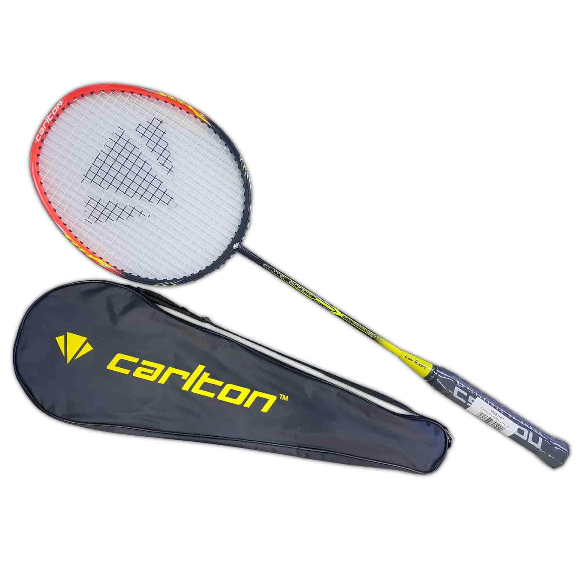 Carlton Airblade Elite Family 4 Play Badminton Set