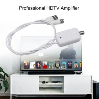 Ăng Ten Kỹ Thuật Số HD Trong Nhà, Ăng Ten HDTV TV 50 Dặm Cáp Thu Tín Hiệu Cao Cho Gia Đình thumbnail
