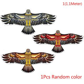 Diều hình đại bàng có kích thước phẳng 1.2m kèm dây diều dài 100m cho trẻ em chơi ngoài trời - INTL thumbnail