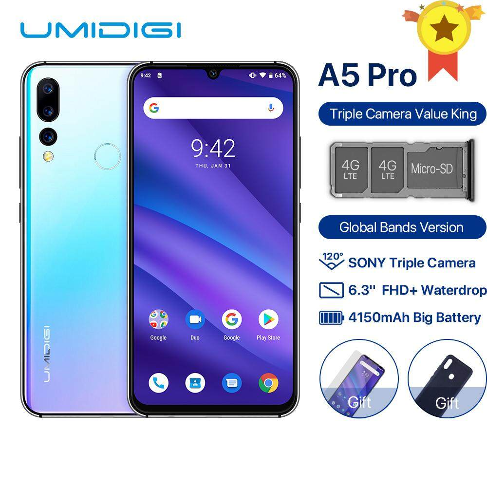 (Hot Sale) UMIDIGI A5 Pro Mobile Phone 6 3