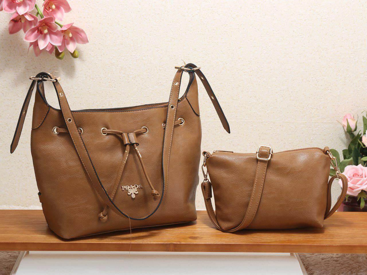 89792ff5d0b549 Prada Women Cross Body & Shoulder Bags price in Malaysia - Best ...