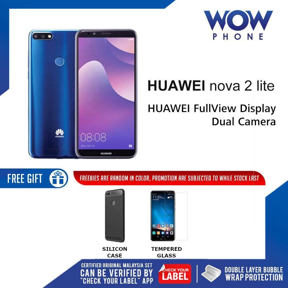 Huawei Nova 2 Lite Price in Malaysia & Specs | TechNave