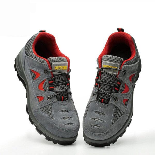 Giày Đi Bộ Đường Dài DS Giày Làm Việc Giày An Toàn Chống Va Đập Và Chống Đâm Thủng Giày Bảo Hộ Leo Núi Giày Lao Động Thường Ngày