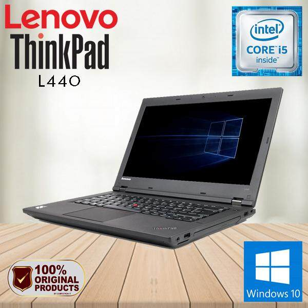 LENOVO THINKPAD EDGE L440  CORE I5/ 4GB RAM/ 500GB HDD/ WINDOWS 10 PRO [2 YEAR WARRANTY] Malaysia