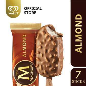 MAGNUM ALMOND ICE CREAM (7 PIECES)