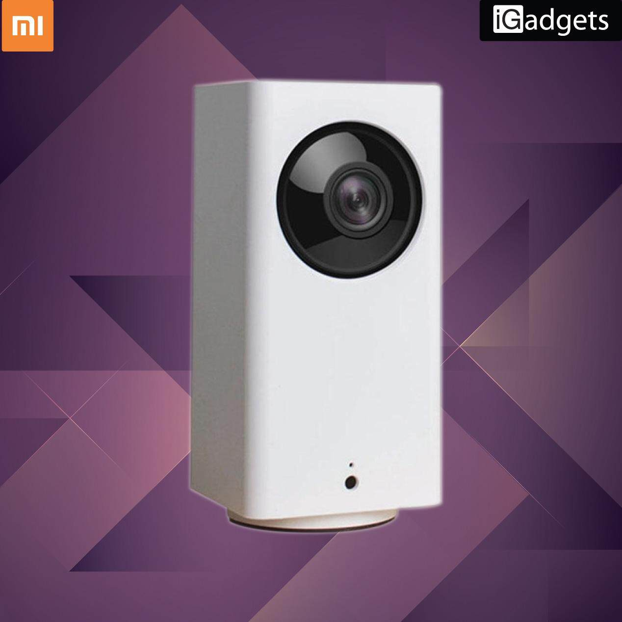 Xiaomi Mijia Dafang 120° Degree 1080p Hd Night Vision Camera [1 Year Warranty] By Igadgets.