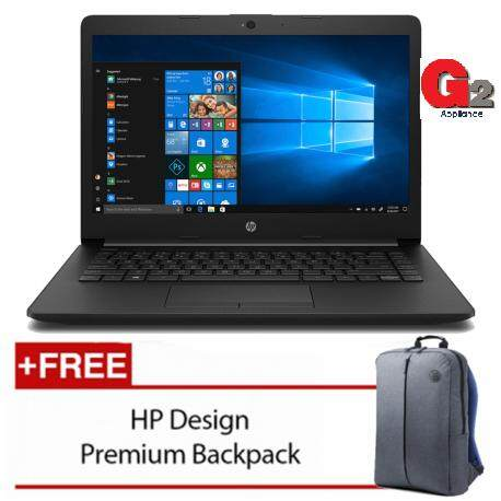 HP 14-CK0096TU (CELERON N4000,4GB DDR4,500GB,WIN10) - 1 YEAR WARRANTY BY HP MALAYSIA Malaysia